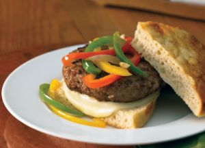 Image of Italian All Natural Ground Sausage Burger