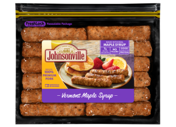 Vermont Maple Syrup Fully Cooked <br/>Breakfast Sausage