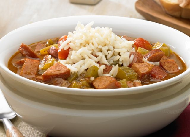 Image of Andouille Sausage Gumbo